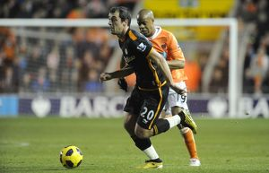 Soccer - Barclays Premier League - Blackpool v Wolverhampton Wanderers
