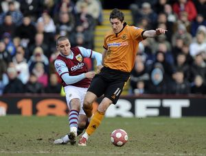 players/current players stephen ward/soccer barclays premier league burnley v wolverhampton