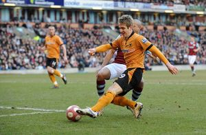 players/current players kevin doyle/soccer barclays premier league burnley v wolverhampton