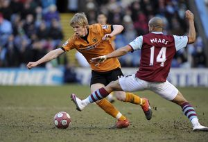 players/past players andy keogh/soccer barclays premier league burnley v wolverhampton