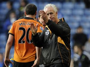 players/past players mick mccarthy/soccer barclays premier league chelsea v wolverhampton