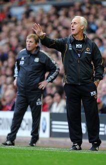players/past players mick mccarthy/soccer barclays premier league liverpool v