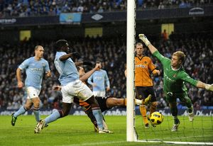 <b>Manchester City v Wolves</b><br>Selection of 21 items
