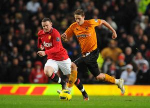 <b>Manchester United v Wolves</b><br>Selection of 15 items
