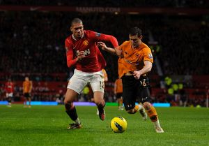 Soccer : Barclays Premier League - Manchester United v Wolverhampton Wanderers