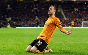 SOCCER - Barclays Premier League - Manchester United v Wolverhampton Wanderers
