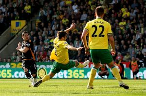 <b>Norwich City v Wolves</b><br>Selection of 6 items