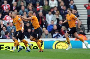 <b>Wolves v Stoke City</b><br>Selection of 7 items