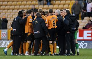 SOCCER - Barclays Premier League - Wolverhampton Wanderers v Burnley