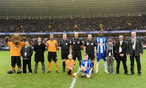 SOCCER - Barclays Premier League - Wolverhampton Wanderers v Wigan Athletic
