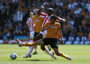 <b>Wolves v Stoke 11-04-10</b><br>Selection of 11 items