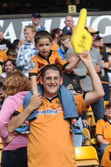 Soccer - Barclays Premier League - Wolverhampton Wanderers v Newcaslte United