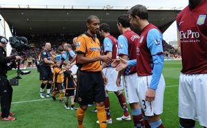 <b>Wolves v Aston Villa</b><br>Selection of 14 items