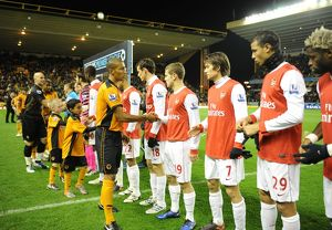 <b>Wolves v Arsenal</b><br>Selection of 27 items