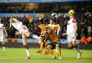 Soccer -Barclays Premier League- Wolverhampton Wanderers v Manchester United