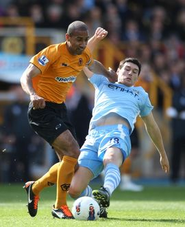 <b>Wolves v Manchester City</b><br>Selection of 4 items