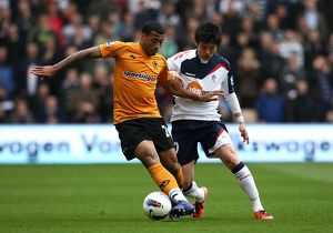 <b>Wolves v Bolton Wanderers</b><br>Selection of 10 items