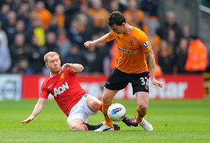 <b>Wolves v Manchester United</b><br>Selection of 3 items