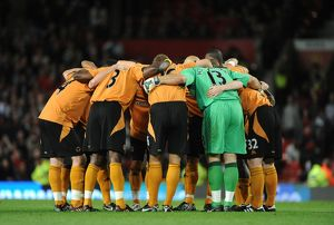 <b>Manchester United Vs Wolves</b><br>Selection of 12 items
