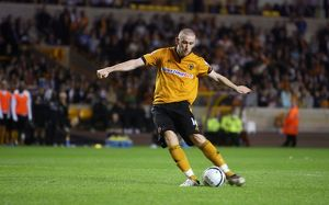 SOCCER - Carling Cup Round Two - Wolverhampton Wanderers v Swindon Town