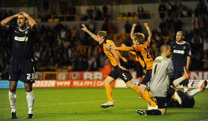 players/current players richard stearman/soccer carling cup round wolverhampton wanderers