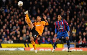 SOCCER - FA Cup Fourth Round Replay - Crystal Palace v Wolverhampton Wanderers