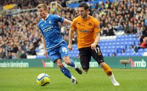 SOCCER - FA Cup Round three Proper - Birmingham City v Wolverhampton Wanderers