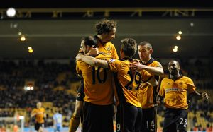 players/current players steven fletcher/soccer fa cup round replay wolverhampton wanderers