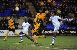 SOCCER - FA Cup Round Three - Tranmere Rovers v Wolverhampton Wanderers