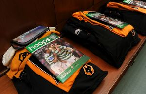 Soccer - Pre-Season Friendly - Celtic v Wolverhampton Wanderers