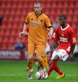 <b>Crewe Alexandra Vs Wolves</b><br>Selection of 10 items