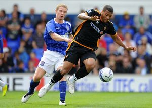 <b>Ipswich v Wolves</b><br>Selection of 19 items