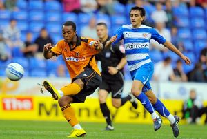 players/current players ashley hemmings/soccer pre season friendly reading v wolverhampton