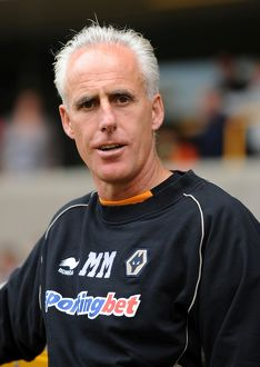 players/past players mick mccarthy/soccer pre season friendly wolverhampton wanderers