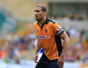 players/current players karl henry/soccer pre season friendly wolverhampton wanderers