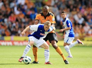 Soccer - Pre-season friendly - Wolverhampton Wanderers v Athletic Bilbao