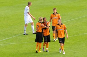 <b>Bohemians v Wolves Pre Season</b><br>Selection of 25 items
