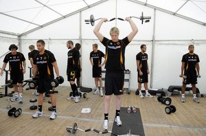 SOCCER - Pre season tour of Ireland training camp - Wolverhampton Wanderers