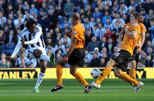 <b>West Bromwich Albion v Wolves</b><br>Selection of 13 items