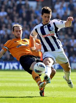 SOCCER - West Bromwich Albion v Wolverhampton Wanderers