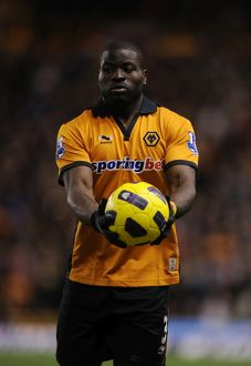 SPORT - Soccer- Barclays Premier League - Wolverhampton Wanderers v Manchester United