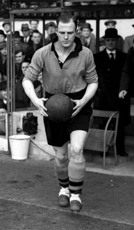 Stan Cullis running out for Wolves in 1964