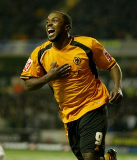 Sylvan Ebanks-Blake, Wolves vs Swansea, 4/10/08