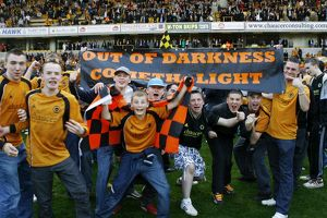 Wolves vs QPR 18/4/09 â''' Promotion