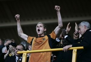 Wolves vs QPR 18/4/09 - Promotion