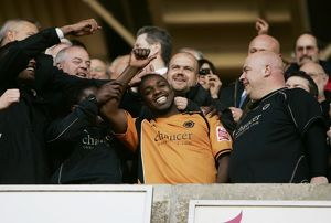 Wolves Vs QPR - Promotion